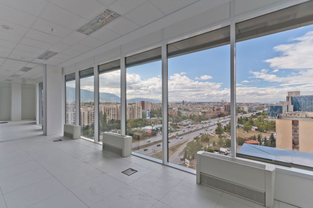Offices for rent on Tsarigradsko shose blvd. in a prestigious building 9