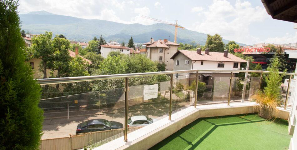 панорамен офис в Бояна