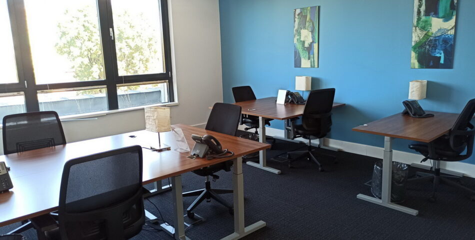 shared office Sofia