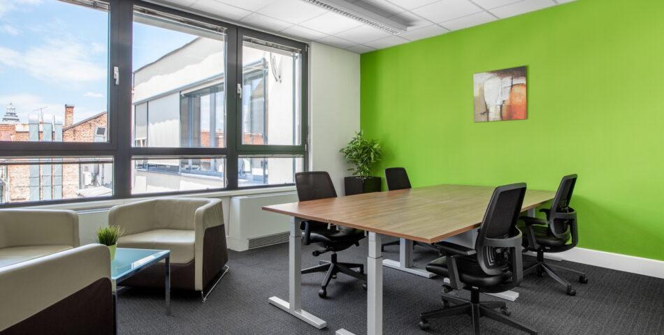 co-working office Sofia