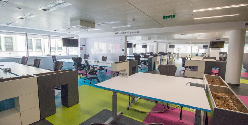 designer office Sofia center